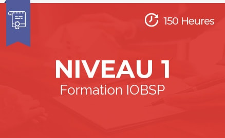 niveau 1 formation iobsp