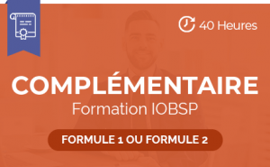 complementaire formation iobsp formule 1 ou 2