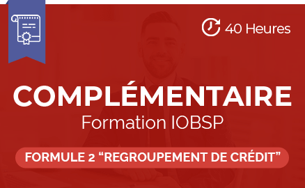 complementaire formation iobsp formule 2 regroupement credit